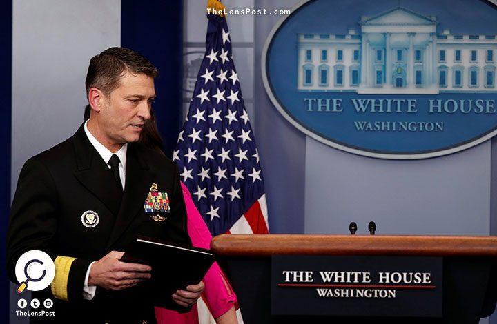 """""""ترامب"""" يقيل وزير شؤون قدامى المحاربين ويرشح طبيب البيت الأبيض مكانه"""