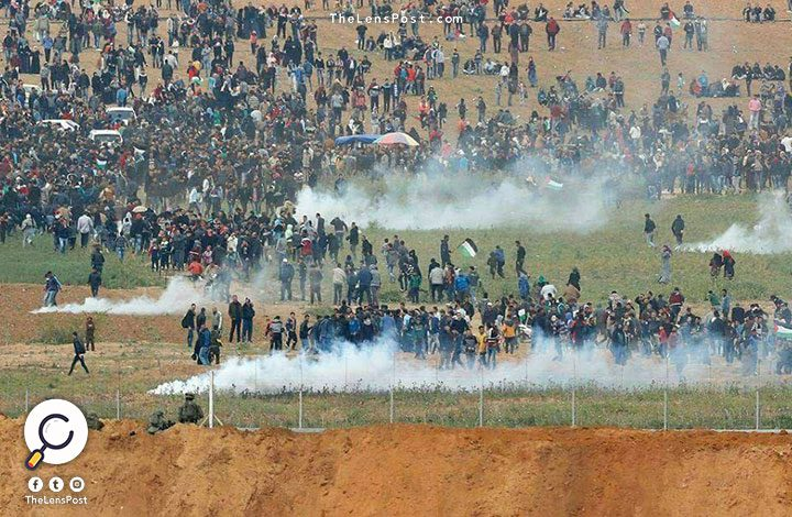 استشهاد 5 فلسطينيين وإصابة المئات خلال المواجهات مع الجيش الإسرائيلي
