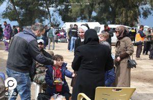 """سوريا.. القافلة التاسعة من مهجري الغوطة الشرقية تصل """"حماة"""""""