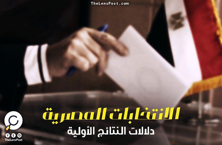 تعرَّف على دلالات النتائج الأولية للانتخابات المصرية