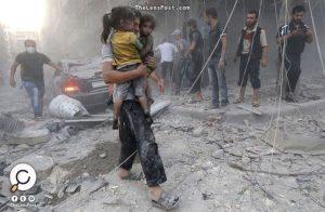 روسيا تعلن بدء هدنة جديدة في الغوطة الشرقية