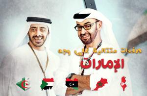 """إفريقيا تؤدب """"عيال زايد"""".. البداية من الجزائر والنهاية في السودان (1)"""