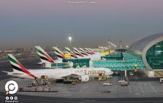 فبراير الماضي.. تراجع أعداد مسافري مطارات الإمارات 1.45%