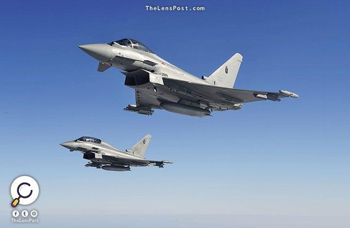 ليس الحادث الأول.. مقاتلات قطرية تعترض طائرات إماراتية اخترقت مجالها الجوي