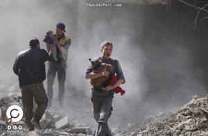 مقتل 19 مدنيًا بقصف للنظام السوري على الغوطة الشرقية