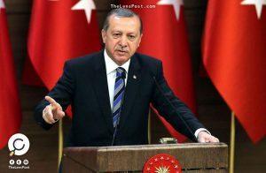أردوغان: عفرين تحت الحصار ودخولها وشيك