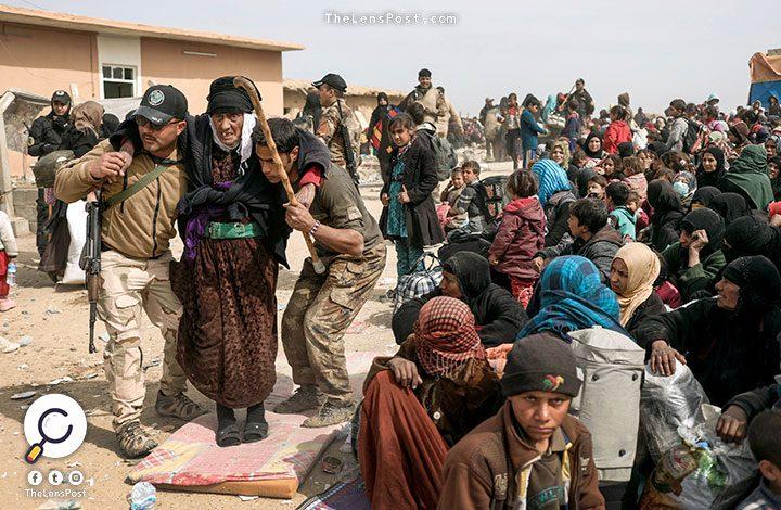 """تقرير أممي: أكثر من 700 ألف عراقي بحاجة إلى إغاثة """"عاجلة"""""""