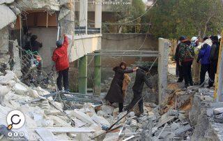 خلال 24 ساعة.. مقتل 10 مدنيين بهجمات للنظام وروسيا شمالي سوريا