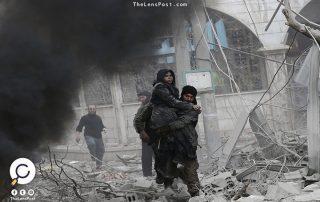 """رغم الهدنة.. مقتل 23 مدنيا بالغوطة الشرقية بسوريا """"الجمعة"""""""