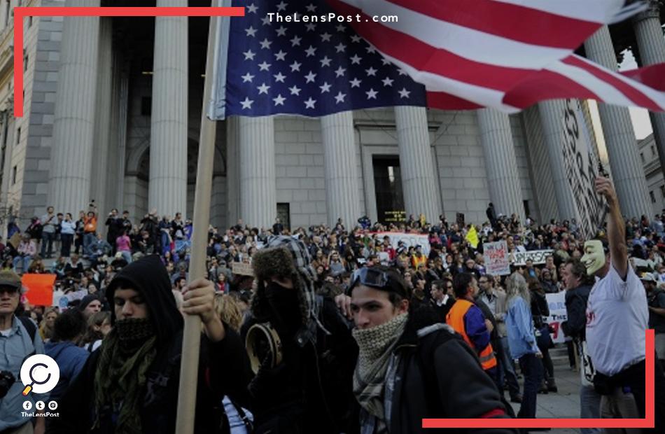 مظاهرات الولايات المتحدة