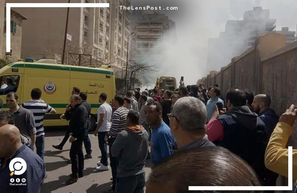 اغتيال مدير أمن الإسكندرية