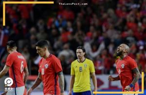 تشيلي تهزم السويد