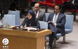 شكوى قطرية لمجلس الأمن
