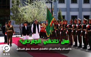 باكستان و افغانستان