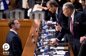 """""""مارك"""" يعترف بالخطأ أمام مجلس الشيوخ الأمريكي"""