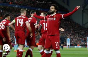 ليفربول يطيح بمانشستر سيتي ويتأهل لنصف نهائي أبطال أوروبا