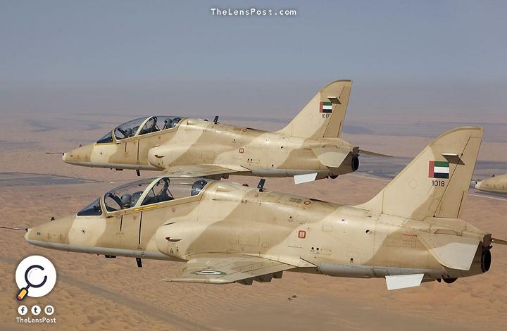 """ليبيا.. طائرة إماراتية تقصفت مواقع لـ""""شورى مجاهدي درنة"""""""