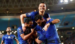 الأهلي المصري يتأهل لثمن نهائي البطولة العربية