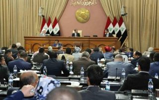 البرلمان العراقى ينتخب رئيسا للجمهورية الاثنين المقبل
