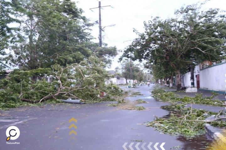 إعصار كينيث