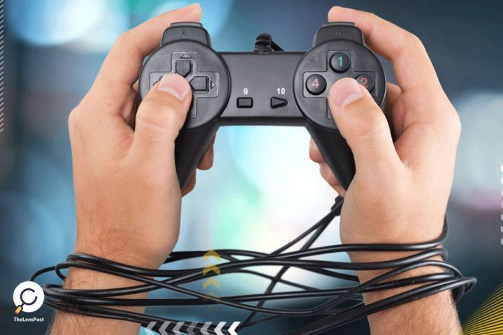 ألعاب الفيديو