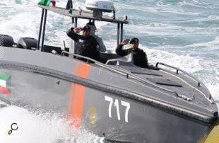 قوات خفر السواحل الكويتية