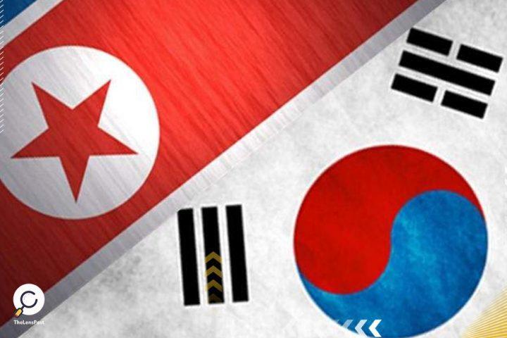 كوريا الجنوبية وكوريا الشمالية