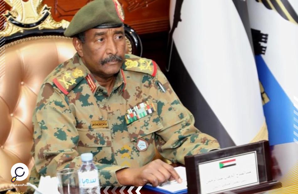 المجلس العسكري الانتقالي السوداني