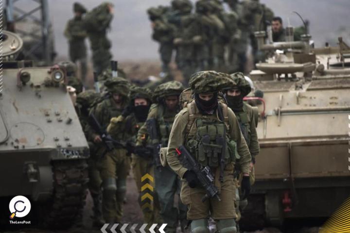 جنود إسرائيل