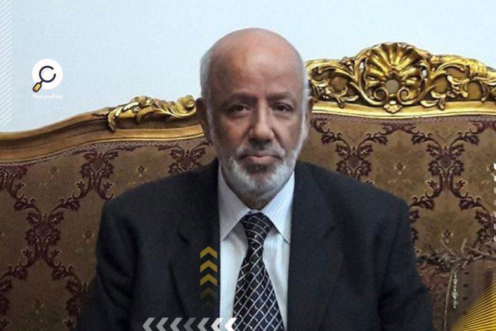 المستشار احمد سليمان وزير العدل الأسبق