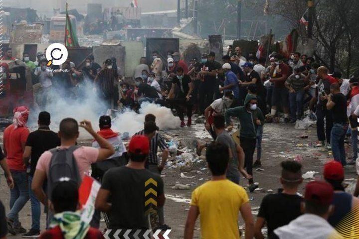احتجاجات-في-العراق
