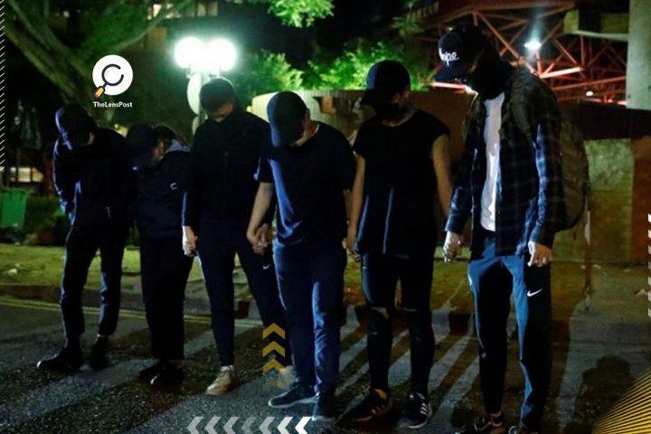 استسلام-بعض-متظاهري-هونج-كونج-مع-قرب-انتهاء-حصار-الجامعة