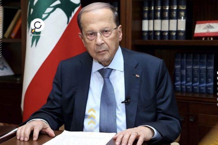 الرئيس-اللبناني-يدعو-المتظاهرين-إلى-الحوار-ويعد-بإرضاءهم
