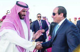 العلاقات-السعودية-المصرية