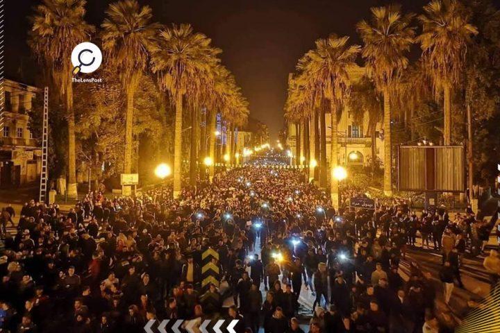 تظاهرات-ليلية-بالجزائر