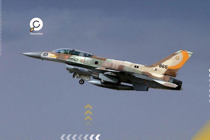 روسيا-تعلن-اختراق-الغارات-الإسرائيلية-على-سوريا-لأجواء-الأردن-والعراق
