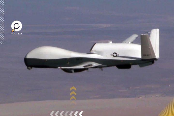 طائرة-تجسس-أمريكية-الصنع-شمالي-اليمن