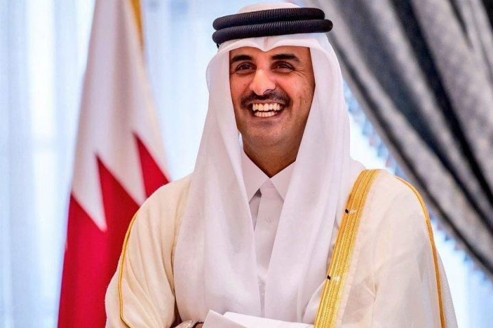 أمير-قطر-يهنيء-شعبه-بالعيد-الوطني