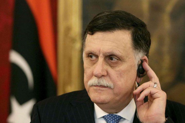 السراج-يطالب-5-دول-بتفعيل-الاتفاقيات-الأمنية-مع-ليبيا-للدفاع-عن-طرابلس