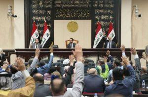 العراق-البرلمان-يرفع-جلساته-بعد-تلويح-الرئيس-بالاستقالة