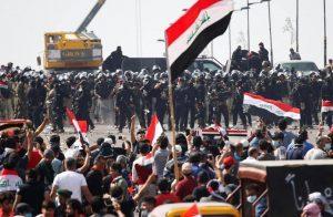 العراق--حصيلة-الاحتجاجات-حتى-اليوم-489-قتيلا-وأكثر-من-27-ألف-مصابًا