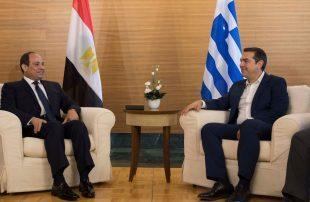 القاهرة-واليونان-تؤكدان-اتساق-مواقفهما-ومصالحهما-في-شرق-المتوسط