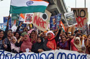 الهند--25-شخصًا-حصيلة-قتلى-الاحتجاجات-ضد-قانون-المواطنة