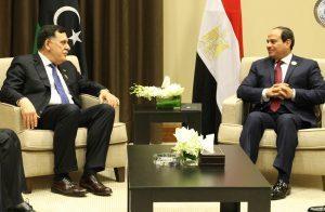 ليبيا-..-الوفاق-ترفض-تهديدات-السيسي-للمساس-بأمن-البلاد