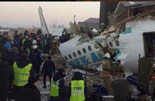 مقتل-١٤-شخصا-جراء-تحطم-طائرة-ركاب-في-كازاخستان