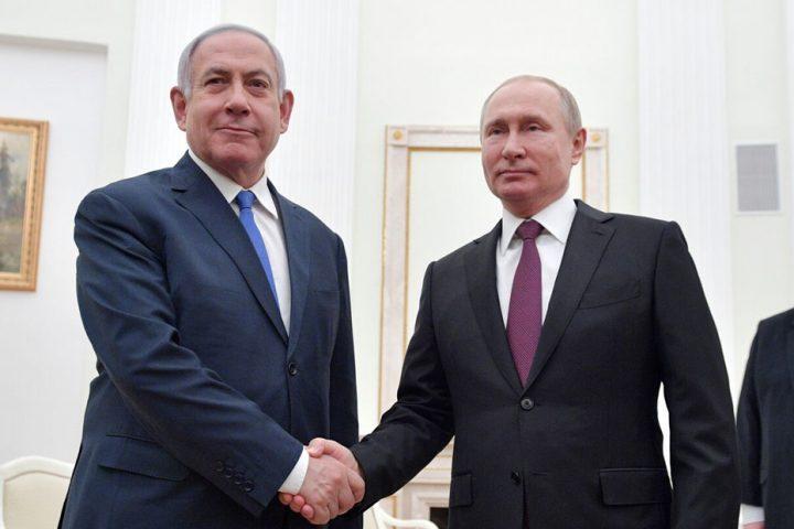 نتياهو-لولا-علاقتي-ببوتين-لوقع-صدام-بيننا-وبين-روسيا