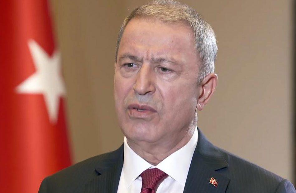 وزير-الدفاع-التركي-سنقف-دائمًا-بجانب-أشقائنا-في-ليبيا-حتى-تحقيق-السلام-والأمن
