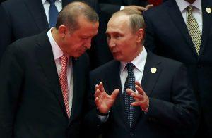 أردوغان-يطلب-من-بوتين-التدخل-لوقف-التصعيد-في-إدلب