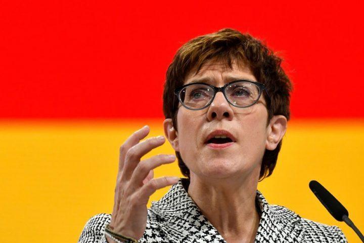 ألمانيا-ندين-بشدة-هجوم-إيران-على-قواعد-أمريكا