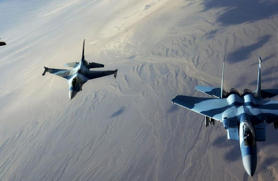 أمريكا-تستعد-لتحريك-6-قاذفات-إستراتيجية-تحسبا-لهجوم-إيراني